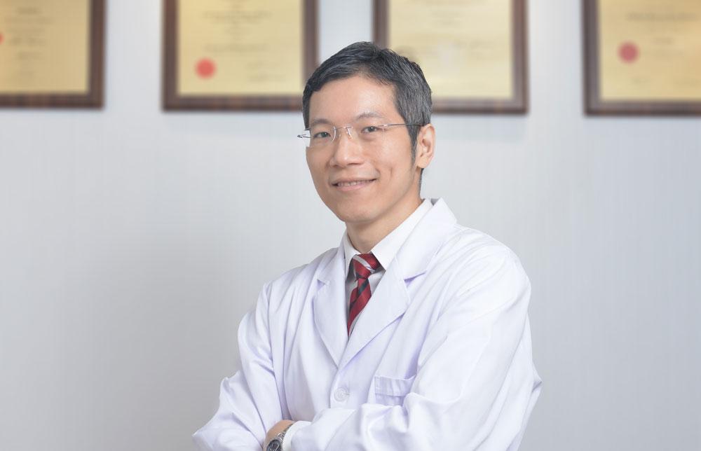 陳上熙醫生